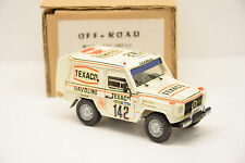 MERCEDES 280 GE PARIS DAKAR 1983 OFF-ROAD GRAPHYLAND 1/43 NEUF MONTAGE PRO