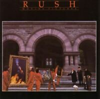 RUSH moving pictures (CD, album, remastered) prog rock, classic rock, hard rock
