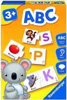 Ravensburger- Jeu Educatif- ABC- apprentissage des lettres- A partir de 3 ans-