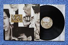 SIMPLE MINDS / LP VIRGIN 70403-1 / Recto - Verso 1 / 1985 ( F )