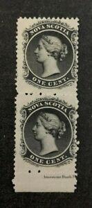 Nova Scotia Stamps #8 MNH