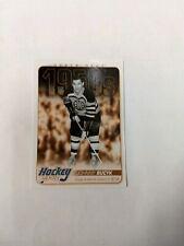 2011-12 Upper Deck Hockey Heros Card #HH5 Johnny Bucyk Boston Bruins