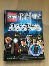 Lego Book Harry Potter Characters From The Magical World
