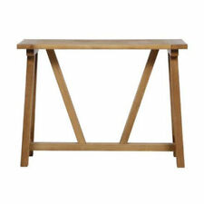 Unbranded Wooden More than 200cm Width Tables