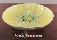 Carlton Ware Buttercup Strainer Footed Straining Bowl for Fruit
