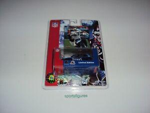 NFL 2001 Tennessee Titans PT Cruiser  w/ Fleer Ultra card  Eddie George