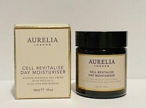 Aurelia London Cell Revitalise Day Moisturiser 30ml Travel Size