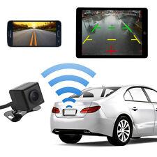 1X  HD Waterproof WIFI Night Vision Car Rear View Backup Reverse Parking Camera