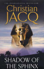 Shadow of the Sphinx (Judge of Egypt), Jacq, Christian, New Book