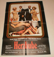 A1 Filmplakat ,HERZBUBE ,DAVID NIVEN,GINA LOLLOBRIGIDA,