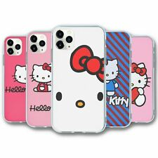 For iPhone 11 PRO MAX Silicone Case Cover Hello Kitty Collection 2