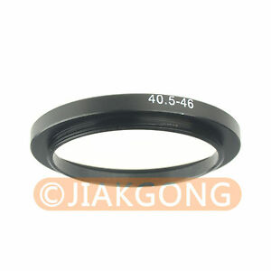 40.5mm-46mm 40.5 to 46 Step Up Ring Filter Adapter