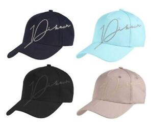 Pikeur Cotton Cap with Embroidery