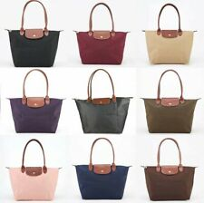 Longchamp Le Pliage 1899 Nylon Tote Handbag Travel Bag Large