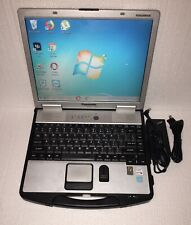Panasonic Toughbook Rugged Dual Core CF-74 500gb Windows 7 Pro DVD WiFi Touch Sc