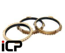 Gearbox Synchro Carbon Baulk Ring Upgrade Fits: Subaru Impreza STi 6 Speed