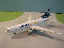 HERPA WINGS GEMINI AIR CARGO DC10-30F 1:500 SCALE DIECAST METAL MODEL