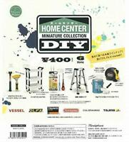 (Capsule toy) hardware store DIY Miniature Collection [all 6 sets (Full comp)]