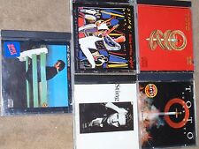 STING 2 CD'S,TOTO 2 CD'S, & BOZ SCAGGS 1 CD