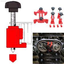 4C3E Nockenverriegelungswerkzeug Nockenwellenverriegelung 5Pcs / Set Rot Auto