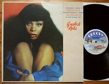 Donna Summer - Greatest Hits - NL 1977 Georgio Moroder Groovy GRL 25029 Top Mint