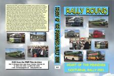3657. Heart of the Pennines Nocturnal Bus Rally. UK. Buses. 2001. Operating from