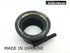 Hasselblad V Lens to Hasselblad V Mount Camera Adapter Tilt function 6°-Hartblei