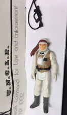STAR WARS  LUKE SKYWALKER HOTH ACTION FIGURE VINTAGE 1980 LOOSE