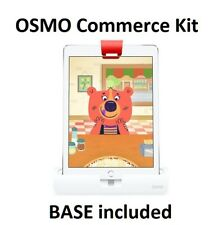 OSMO COMMERCE KIT ADD ON EDUCATIONAL TOY GAME SYSTEM FOR CHILDREN w/ BASE