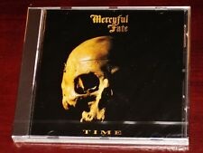 Mercyful Fate: Time CD 2014 Reissue Metal Blade Records Germany 3984-17028-2 NEW