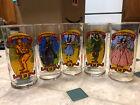 5 - 50th Anniversary Wizard Of Oz Glasses - Minus Tin Man