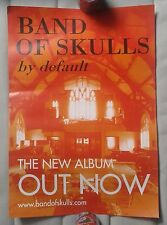 Band of Skulls By Default  Official Promo Poster