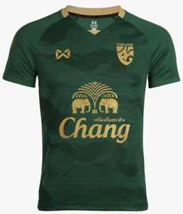 100% Authentic 2020 Thailand National Football Soccer Team Jersey Shirt Player