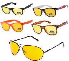 Gafas de sol de hombre polarizadas cuadradas sin marca