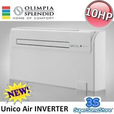 3S CLIMATIZZATORE UNICO AIR INVERTER 10 HP OLIMPIA SPLENDID POMPA DI CALORE New
