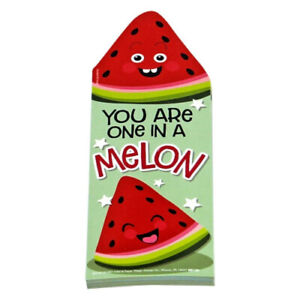 Eureka - Watermelon Bookmarks Scented. Free Shipping