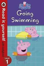 Peppa Pig: Going Swimming -  Read It Yourself with Ladybird Level 1 by Penguin Books Ltd (Paperback, 2016)