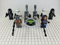Star Wars Minifigures NEW Mandalorian Series Set Custom Lot - USA SELLER