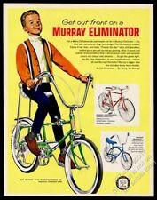 1968 Murray Eliminator Wildcat Lightweight bike bicycle Xmas vintage print ad