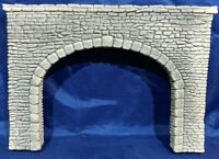 *CUT STONE TUNNEL PORTAL*  VINTAGE HO SCALE