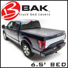 BAK Revolver X2 Hard Rolling Tonneau Bed Cover Fits 2015-2020 Ford F-150 6.5'