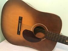 1950s Kay Acoustic Guitar Dreadnought J-45 PROJECT