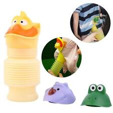 Portable Travel Urinal Cartoon Car Toilet Pee Potty Training Unisex Kids—Ay