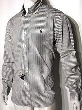 Ralph Lauren plaid slim fit men long sleeve shirt size xxl NEW
