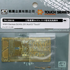 VOYAGER 1/35 PHOTO-ETCHED DETAIL SET for AFV CLUB Sd.Kfz.251/1 Ausf.D