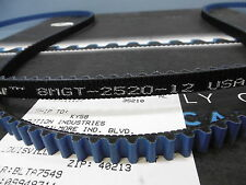 NIB Sealed Gates Poly Chain GT Carbon Belt 8MGT-2520-12
