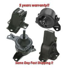 Engine Motor & Trans Mount Set 4PCS. 1998-2002 for Honda Accord 2.3L for Manual.