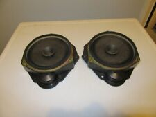 Front  Door  Speakers  Mazda  Bongo  Ford Freda MPV  1994-99  Free UK  postage