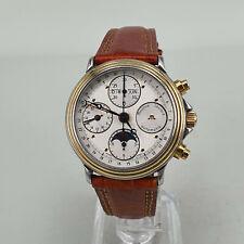Maurice Lacroix  Masterpiece Vollkalender Uhr mit Mondphase ETA Valjoux 7751