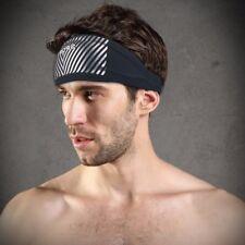 Unisex Sport Sweat Headband Sweatband Yoga Hair Bands Head Sweat Bands Safety T1